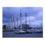 Rocket City USA Postcard