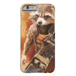 Rocket Concept Art Barely There iPhone 6 Case