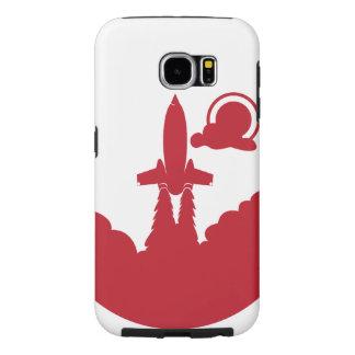 Rocket Creative Samsung Galaxy S6 Cases