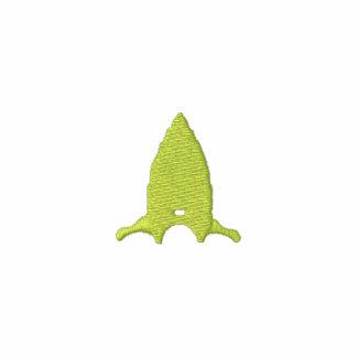Rocket Design Embroidered Hoodies