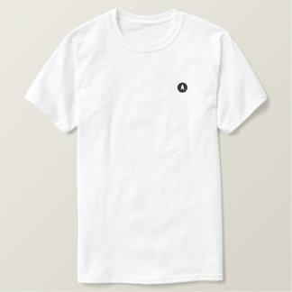 Rocket Design Embroidered T-Shirt