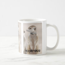 Rocket Dog meerkat Mug