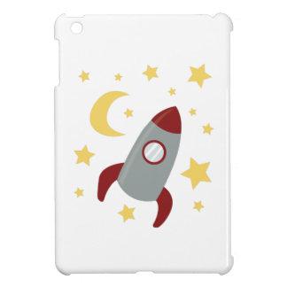 Rocket en espacio