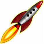Rocket Escultura Fotográfica