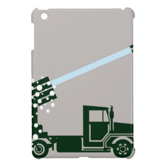 Rocket Fire Truck Cover For The iPad Mini