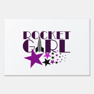 Rocket Girl Signs