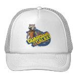 Rocket GotG Badge Mesh Hat