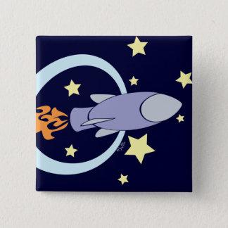 Rocket Kids Button