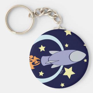 Rocket Kids Keychain