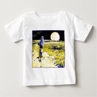 Rocket Launch Baby T-Shirt
