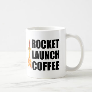 Rocket Launch Coffee Coffee Mug