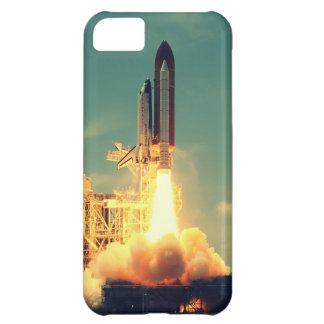 Rocket launch iPhone 5C cover