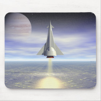 Rocket Launch Mouse Pad