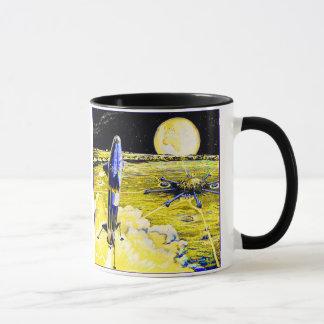 Rocket Launch Mug