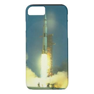 Rocket launch. (rocket_Space iPhone 7 Case