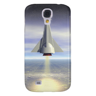 Rocket Launch Samsung Galaxy S4 Cover