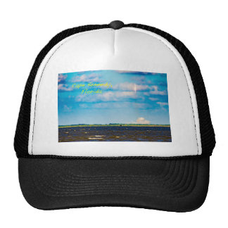 Rocket Launch Trucker Hat
