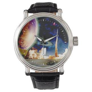 Rocket Launch Watch