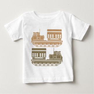 Rocket launcher military baby T-Shirt