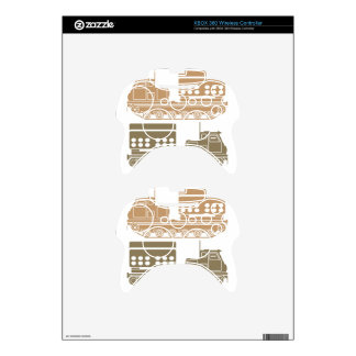 Rocket launcher military xbox 360 controller skins
