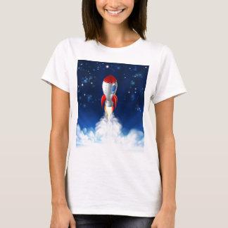 Rocket Lift Off T-Shirt
