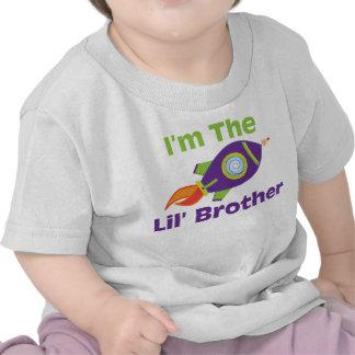 Rocket Lil Bro Tee Shirt