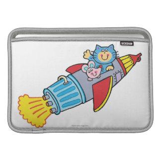 Rocket MacBook Sleeve