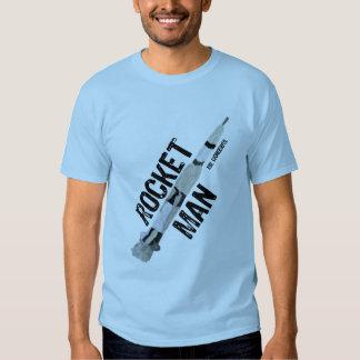 Rocket Man for Linda Shirts