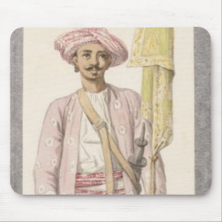 Rocket Man of Tipoo Sultan (1750-99), c.1793-4 (w/ Mouse Pad