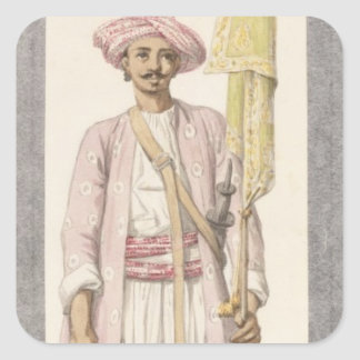 Rocket Man of Tipoo Sultan (1750-99), c.1793-4 (w/ Square Sticker