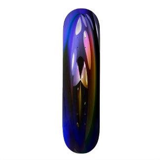 Rocket Man Skateboard Deck