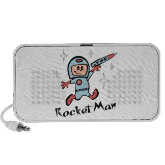Rocket Man iPod Speakers