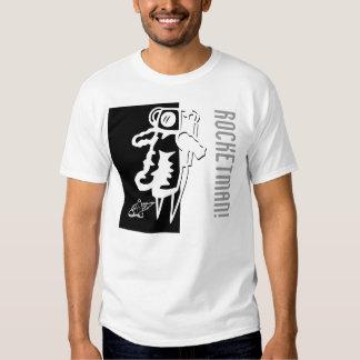 Rocket Man! T-Shirt