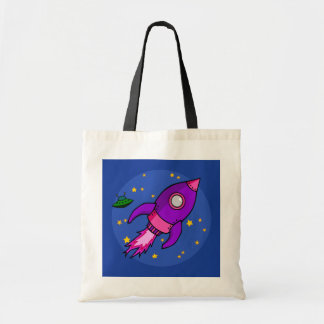 Rocket pink purple Bag