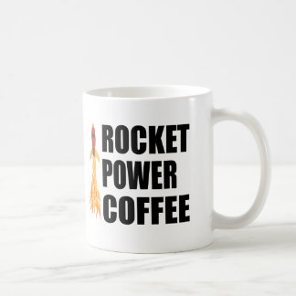 Rocket Power Coffee Coffee Mug