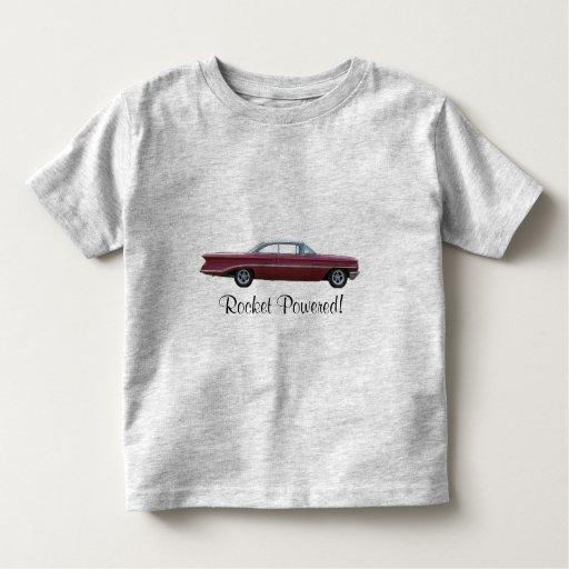 Rocket Powered! Kids T-Shirt