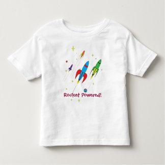 Rocket Powered! Toddler T-shirt