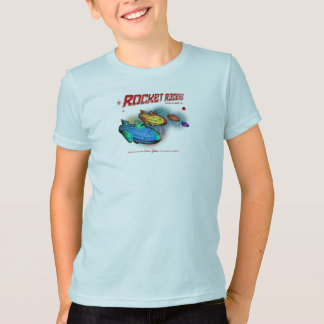 Rocket Racers From Planet X T-Shirt