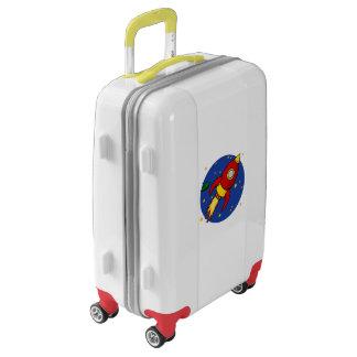 Rocket red Luggage