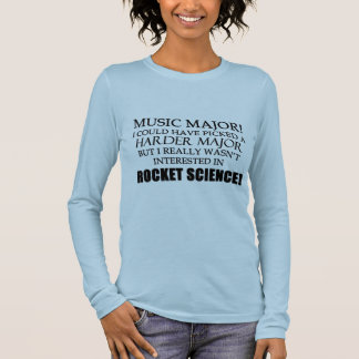 Rocket Science Long Sleeve T-Shirt