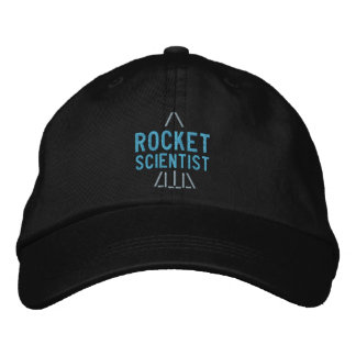 ROCKET SCIENTIST cap Embroidered Hat