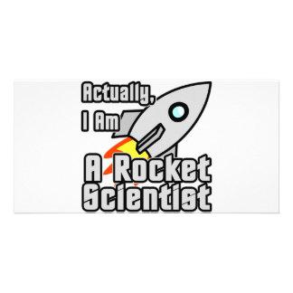 Rocket Scientist Card