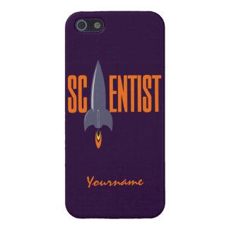 Rocket Scientist custom monogram cases