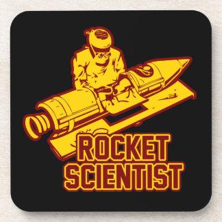 Rocket Scientist Drink Coaster
