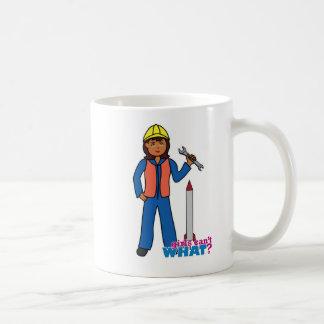 Rocket Scientist Girl Coffee Mug
