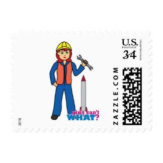 Rocket Scientist - Light/Red Stamps