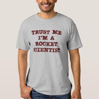 Rocket Scientist Trust T-Shirt