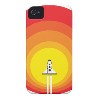 Rocket ship and the sunspot iPhone 4 covers