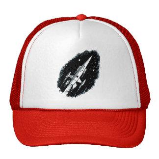 Rocket Ship X-11 Trucker Hat