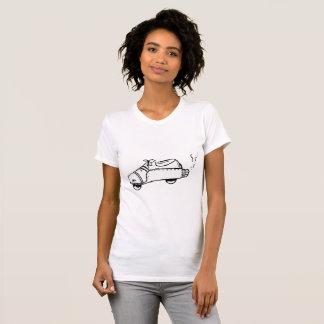 Rocket Shoe Womens T-Shirt